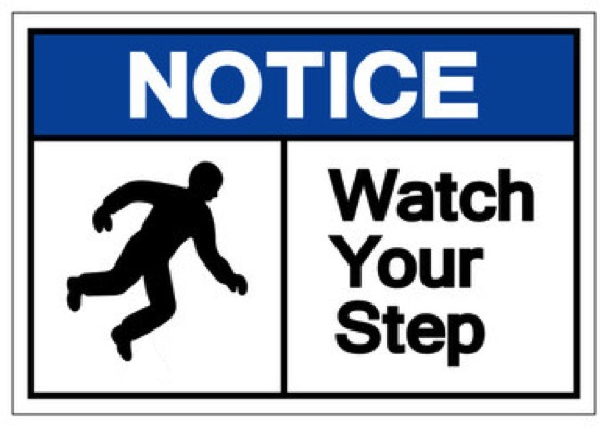 姿勢がととのえば一生歩ける〜平地で躓くのは⁈